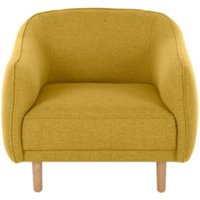 Haring fauteuil, retro geel CHAHRN012YEL-ME
